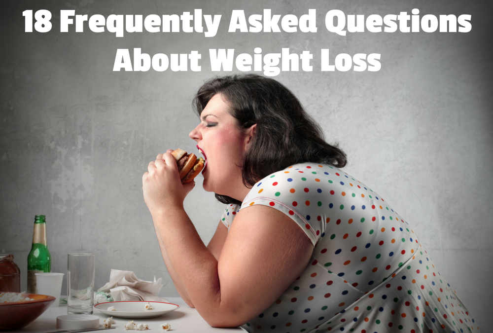 18 Frequently Asked Questions About Weight Loss Fitness Milestone